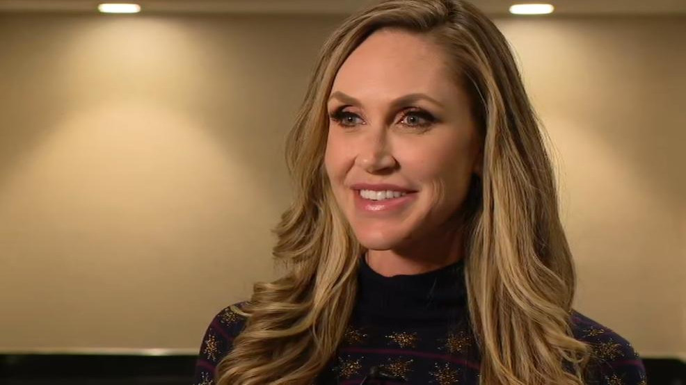 President Trump's daughter-in-law to campaign in Des Moines