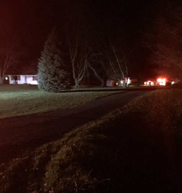 Police are currently investigating a body found in Cass County. // WSBT 22 Photo