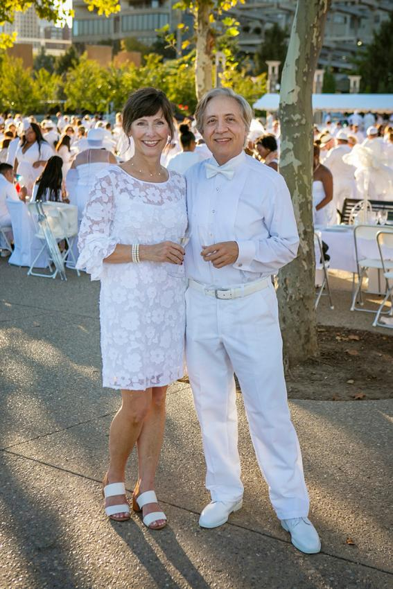 Becky Haskamp and Carl Bixel{ }/ Image: Mike Bresnen Photography // Published: 9.16.18