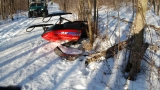 Clark Co. deadly snowmobile crash