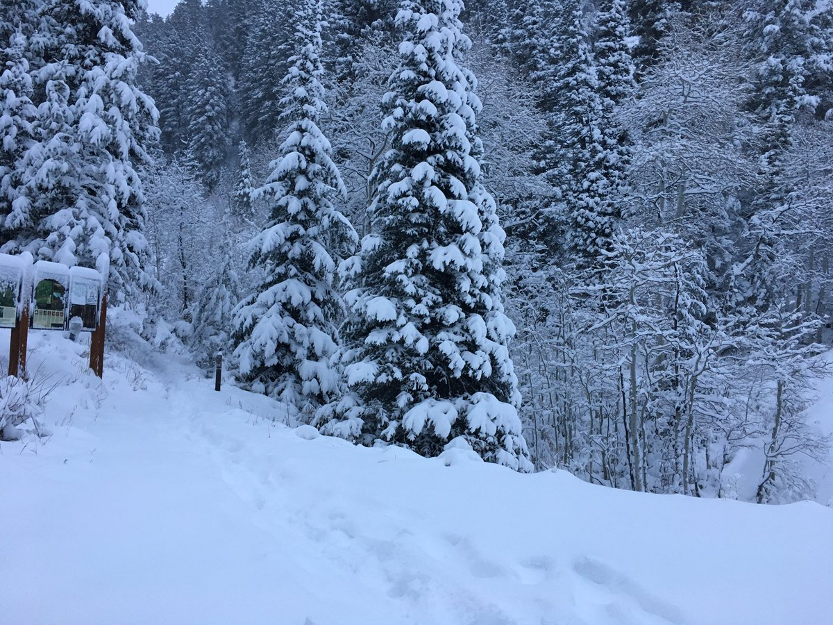 Utah experiencing lowest snowpack levels in 30 years (Photo: KUTV)