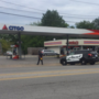 Police: Two people shot at gas station on Glenwood Drive