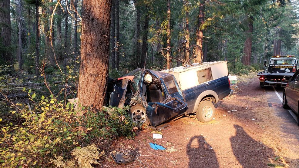 Crash near Crater Lake National Park kills one | KTVL