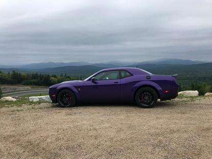 Photo Gallery 2019 Dodge Challenger Scat Pack And Hellcat