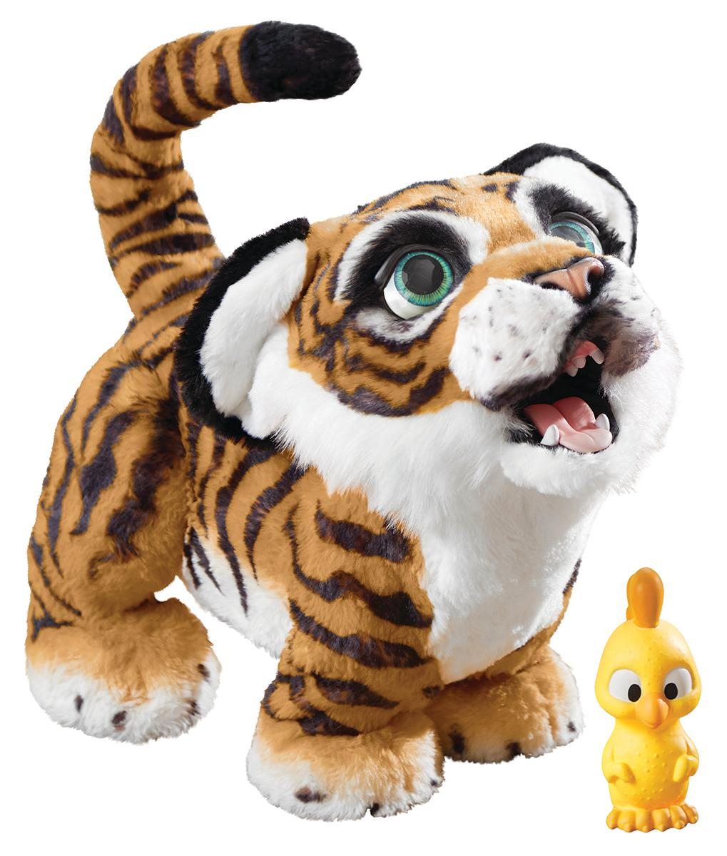 Furreal Roarin Tyler, The Playful Tiger/Photo courtesy of the Toy Insider