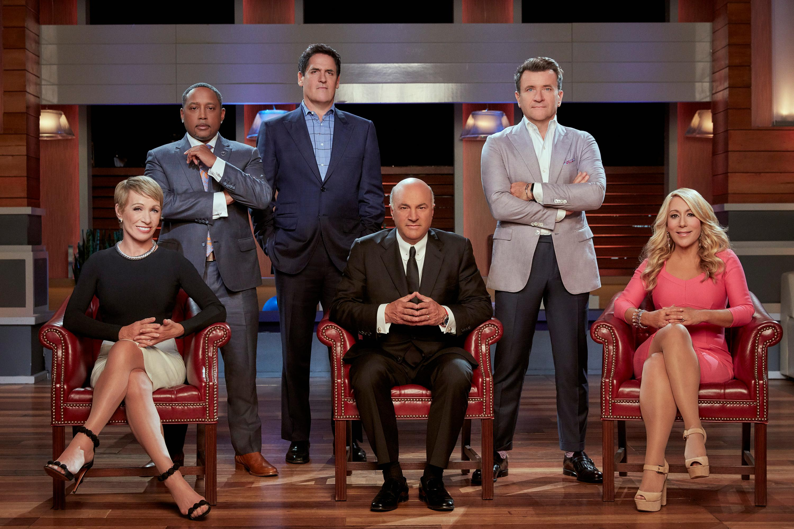 Shark Tank will be rolling into town to host an open casting call on Tuesday June 5 at Studio Xfinity.  (Image: ABC/Patrick Ecclesine)