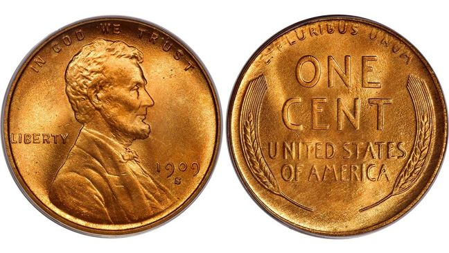 The Top 5 Most Valuable Pennies