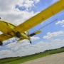 Look at that plane! Wakarusa aerial ag spraying business soaring to new heights