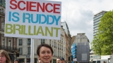 GALLERY : March for Science around the world
