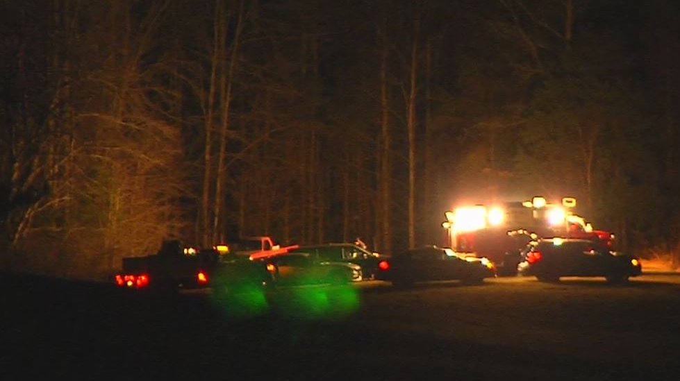 The Goochland County Sheriff's Office said it got a call around 8:15 p.m. Thursday from a man who found the woman's body near the 2200 block of Manakin Road (Photo courtesy of WRIC)<p></p>