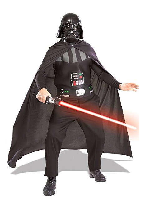 Rubie's Costume Star Wars Darth Vader Adult Kit (Amazon Prime Now)