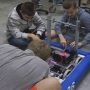 Building blind: students with visual impairments build robot with University of Iowa help