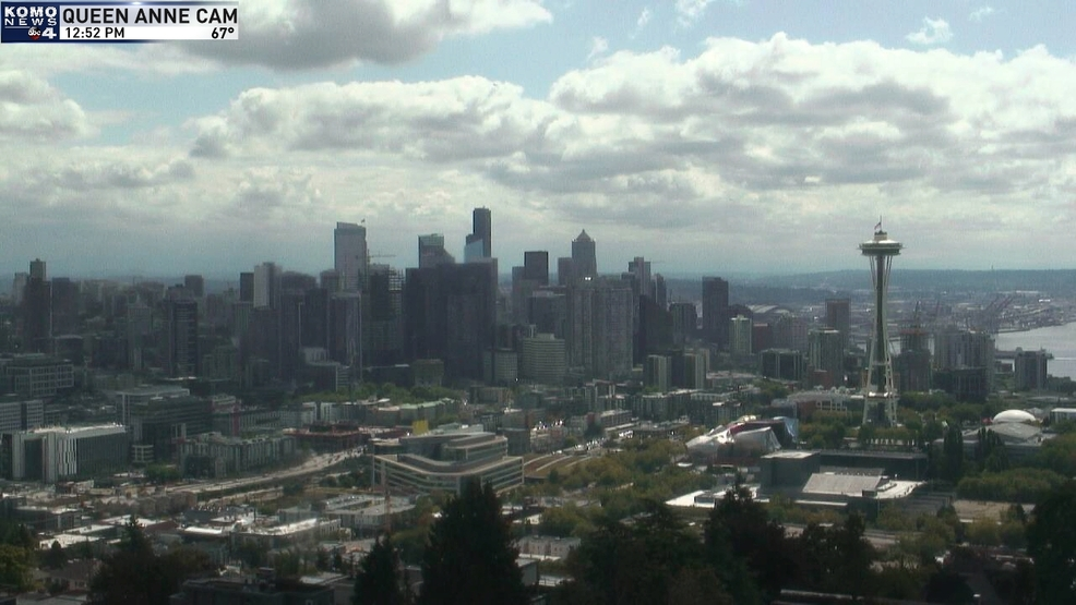 Seattle wraps up second-hottest, second-driest meteorological summer on record