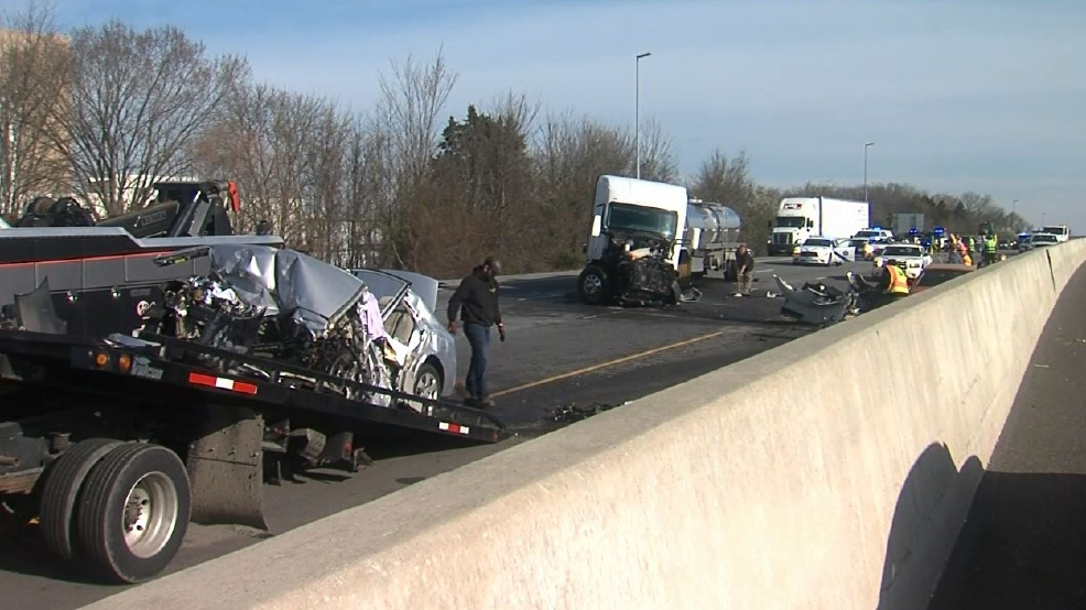1 dead after multiple vehicle collision on I-40 in Conway | KATV