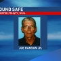 Missing Hurricane man found safe in Webster County