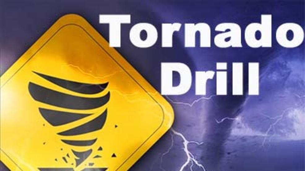 Severe Weather Preparedness Week Brings Statewide Tornado