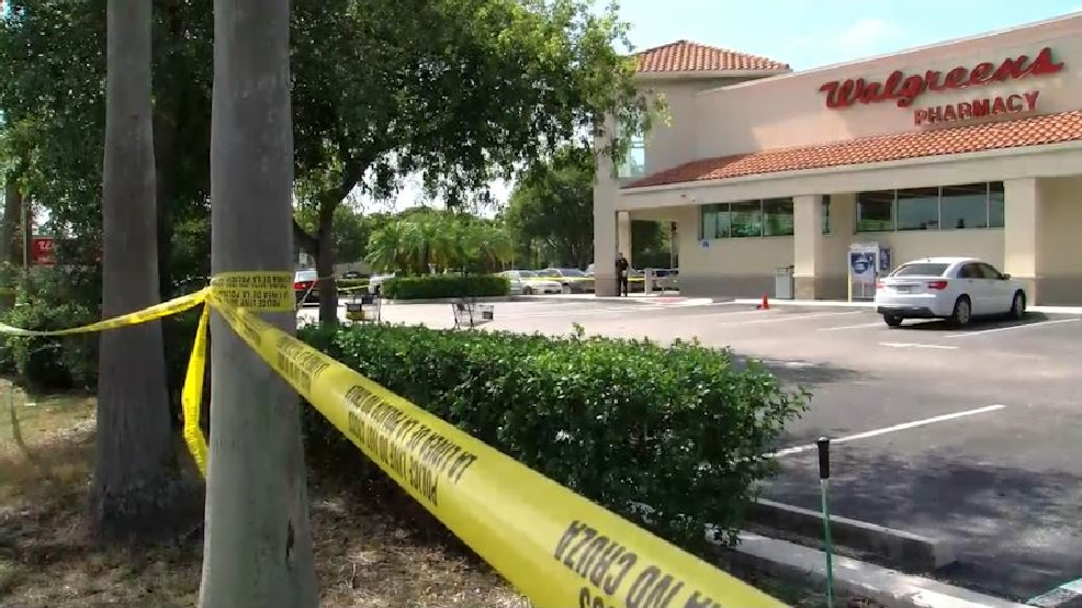 Shooting At Walgreens Under Investigation In Palm Beach Gardens Wtvx