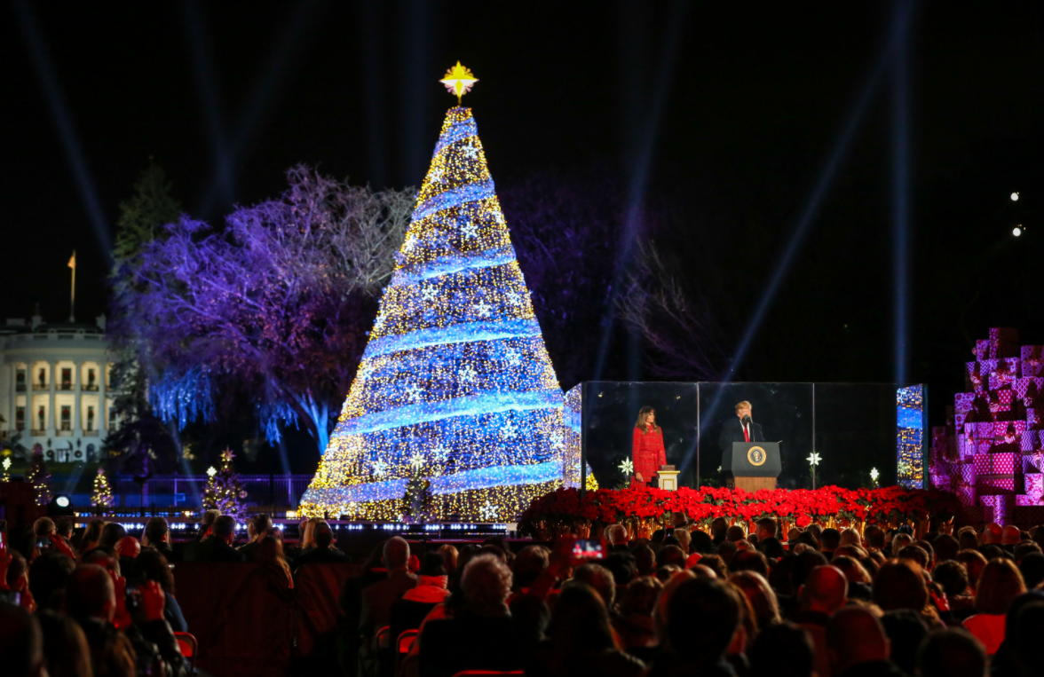 National Christmas Tree (Amanda Andrade-Rhoades/DC Refined){&amp;nbsp;}<p></p>