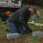 Update: Headstones placed on unmarked baby graves in Dalton