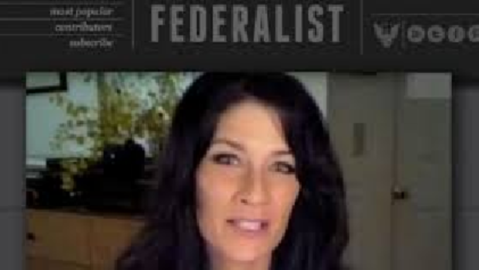 Image result for denise mcallister federalist