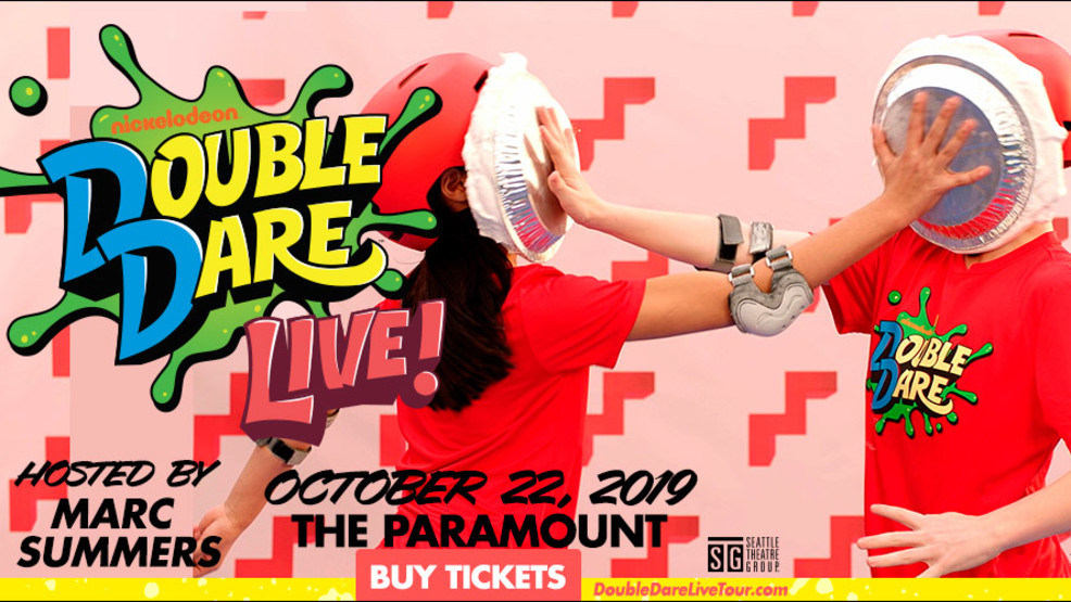 STG Presents: Double Dare Live, 'the messiest game show on the road' on Oct. 22!
