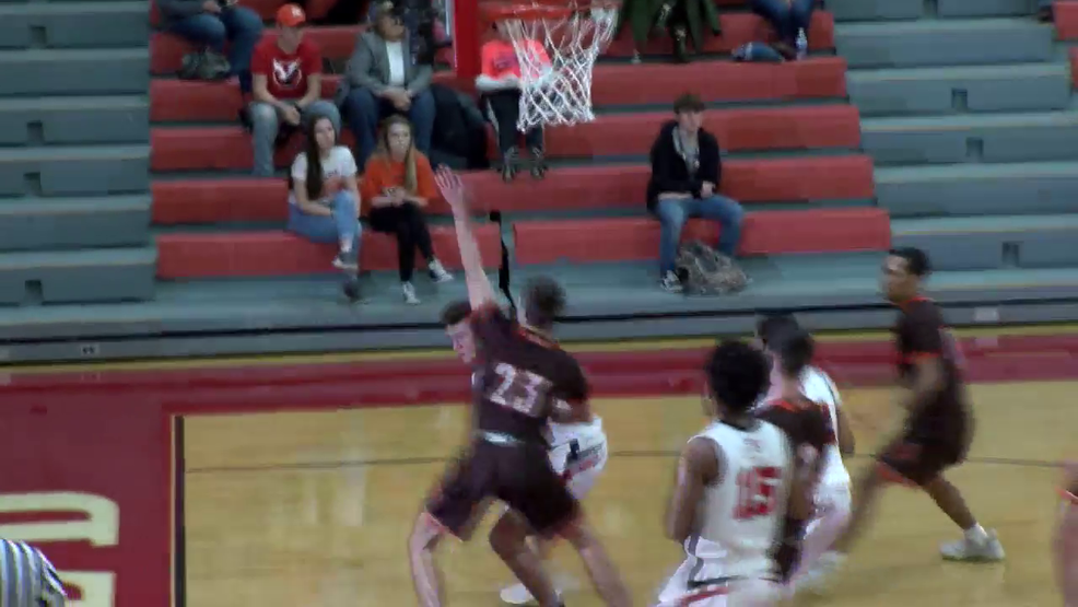 2.5.19 Highlights - Steubenville vs. Meadowbrook - Boys' high school basketball