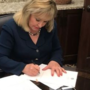 Governor Mary Fallin signs emergency rules for medical marijuana