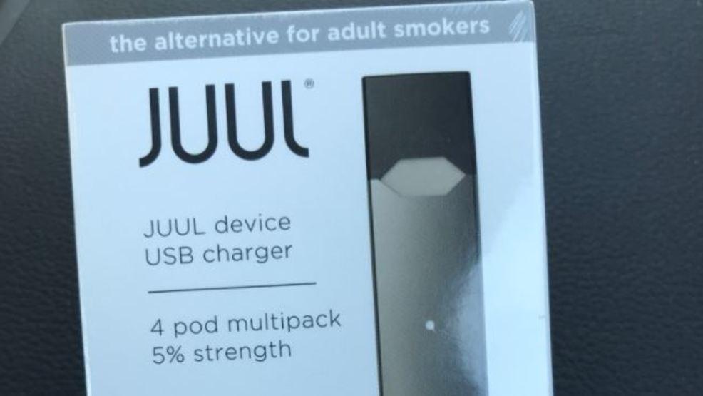 Juul e cigarettes make their way into local schools wset solutioingenieria Images