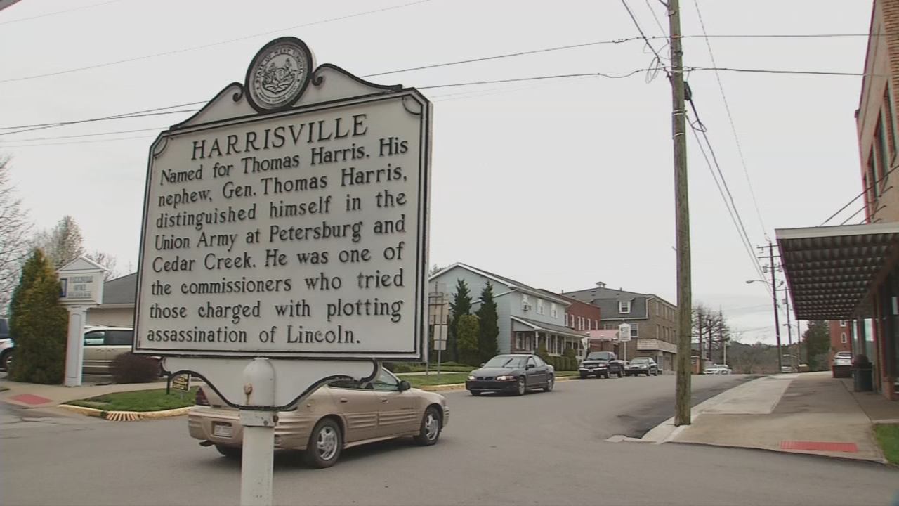 There's a lot of history in Harrisville besides Berdine's. (WCHS/WVAH)<p></p>