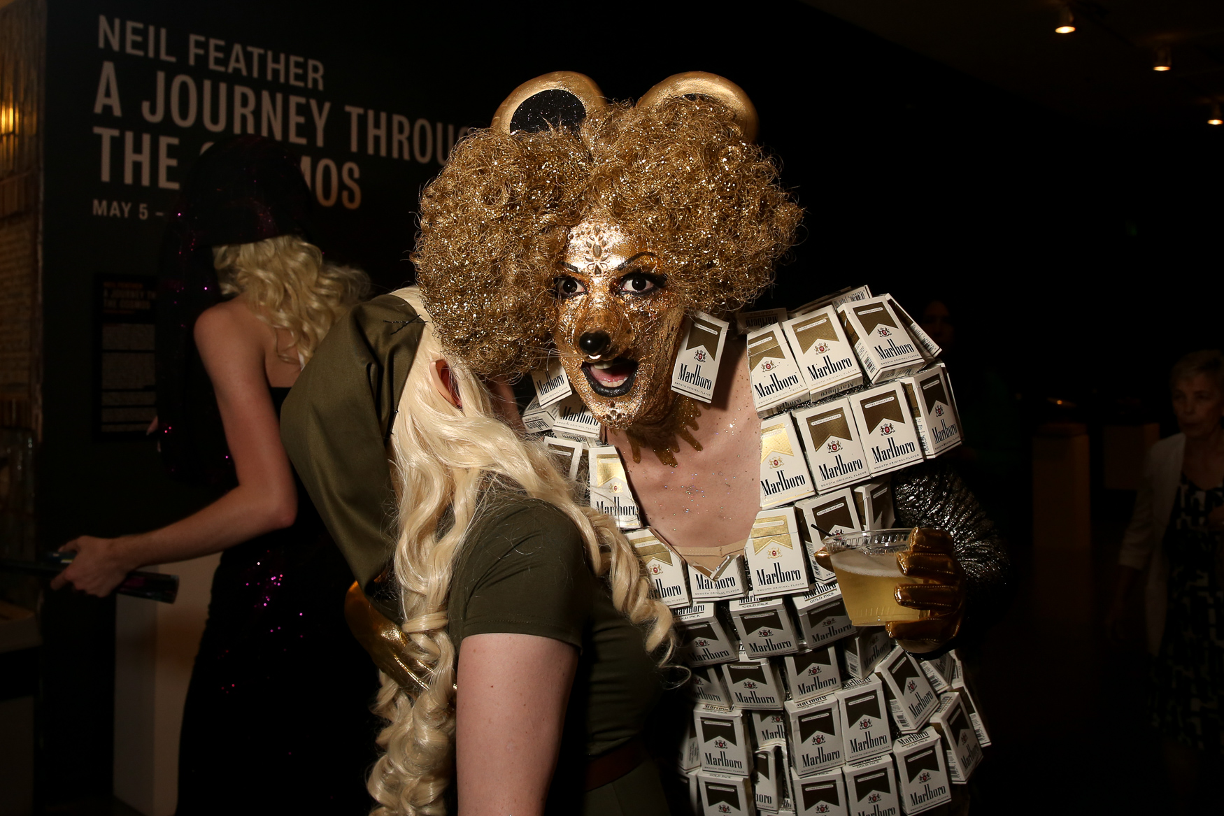 Dozens of drag queens piled into Creative Alliance theater on May 26 for the annual Baltimore Drag Awards. Awards were given for categories like best makeup, best drag brunch, best gay bar and the coveted drag queen of the year award.{ }