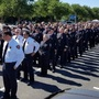 San Antonio Fire Department holds 'Walk of Honor' to pay tribute to fallen firefighter