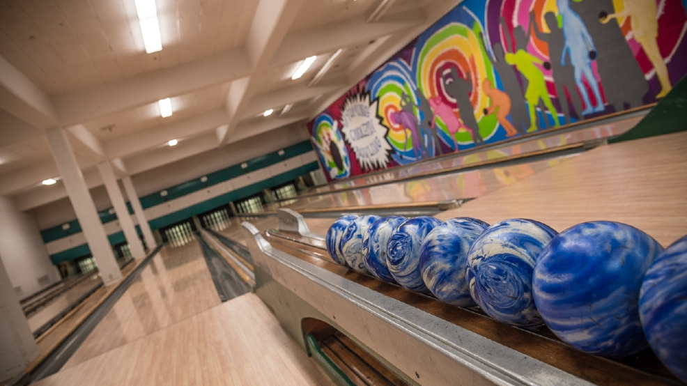 Wyoming Has One Of The Oldest, Most Unique Bowling Alleys In