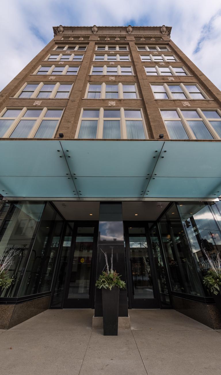 Photos: A Walk Through Hotel Covington, NKY's Newest