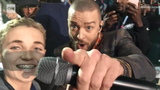 Massachusetts boy snaps selfie with Justin Timberlake at Super Bowl halftime show