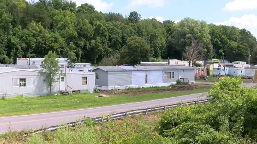 50 days later, power restored at Lyons mobile home park