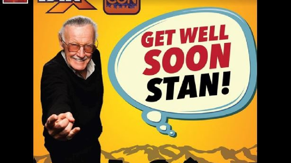 Stan Lee will not be coming to 2017 Salt Lake Comic Con FanX due to health reasons