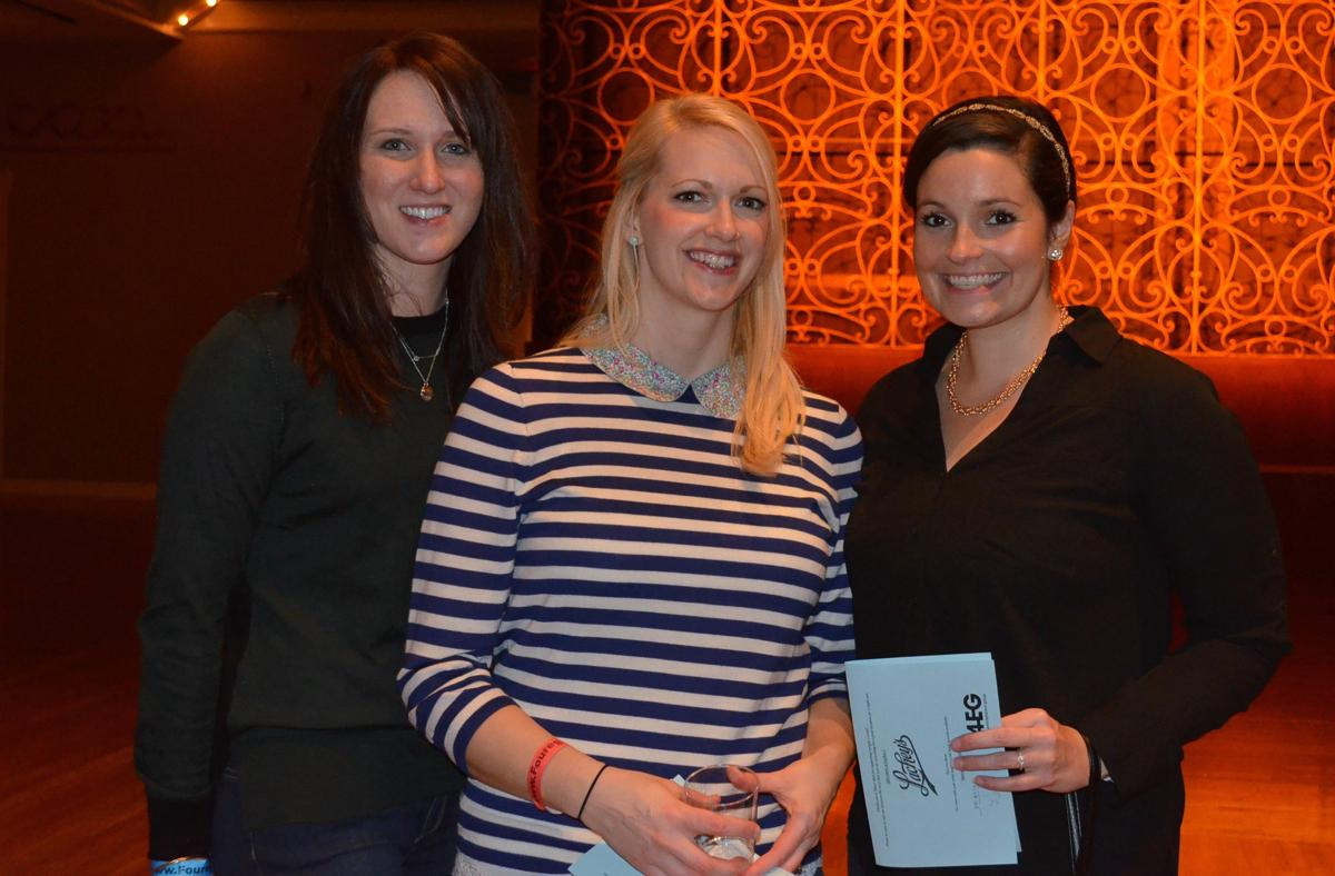 Rachel Cairns, Erin Hayes, and Emily Wallace (Image: Leah Zipperstein / Cincinnati Refined)