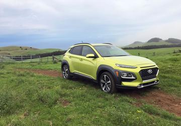 2018 Hyundai Kona: New small CUV is ready for adventure [First Look]