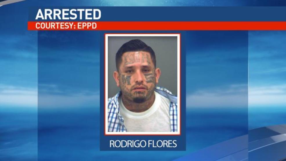 Gang Unit Makes Seven Separate Arrests In Northeast El Paso Kdbc