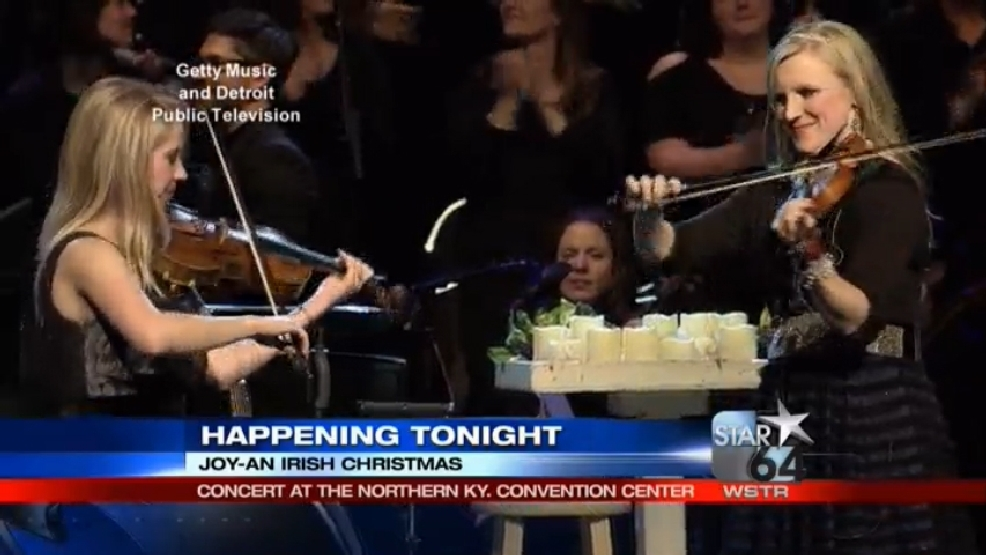 Joy - An Irish Christmas: Concert at NKY Convention Center | WKRC