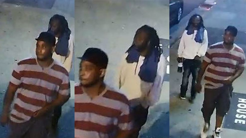 Metro Police working to ID men accused of trying to rob mother, punching special needs son