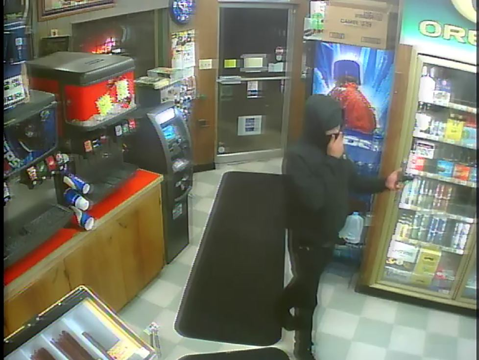 For the first time since the string of robberies in Eugene, we're seeing photos of the suspects who are still on the loose.{ }