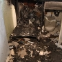 Man fought dishwasher fire 'with just the hose sprayer from the kitchen faucet'