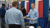 Career and benefits fair sponsored for guardsmen and their families