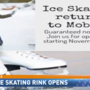 Ice skating rink opens in Mobile