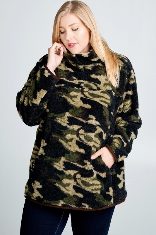 <p>From Charlie Pete, another local brand we adore, is this camo fuzzy pull over that's soooo PNW and we couldn't love it more.{&nbsp;} Trust us - she will love it as well! Can't go wrong with this one folks. $59 at Charliepete.com. (Image: Charlie Pete){&nbsp;}</p><p></p>