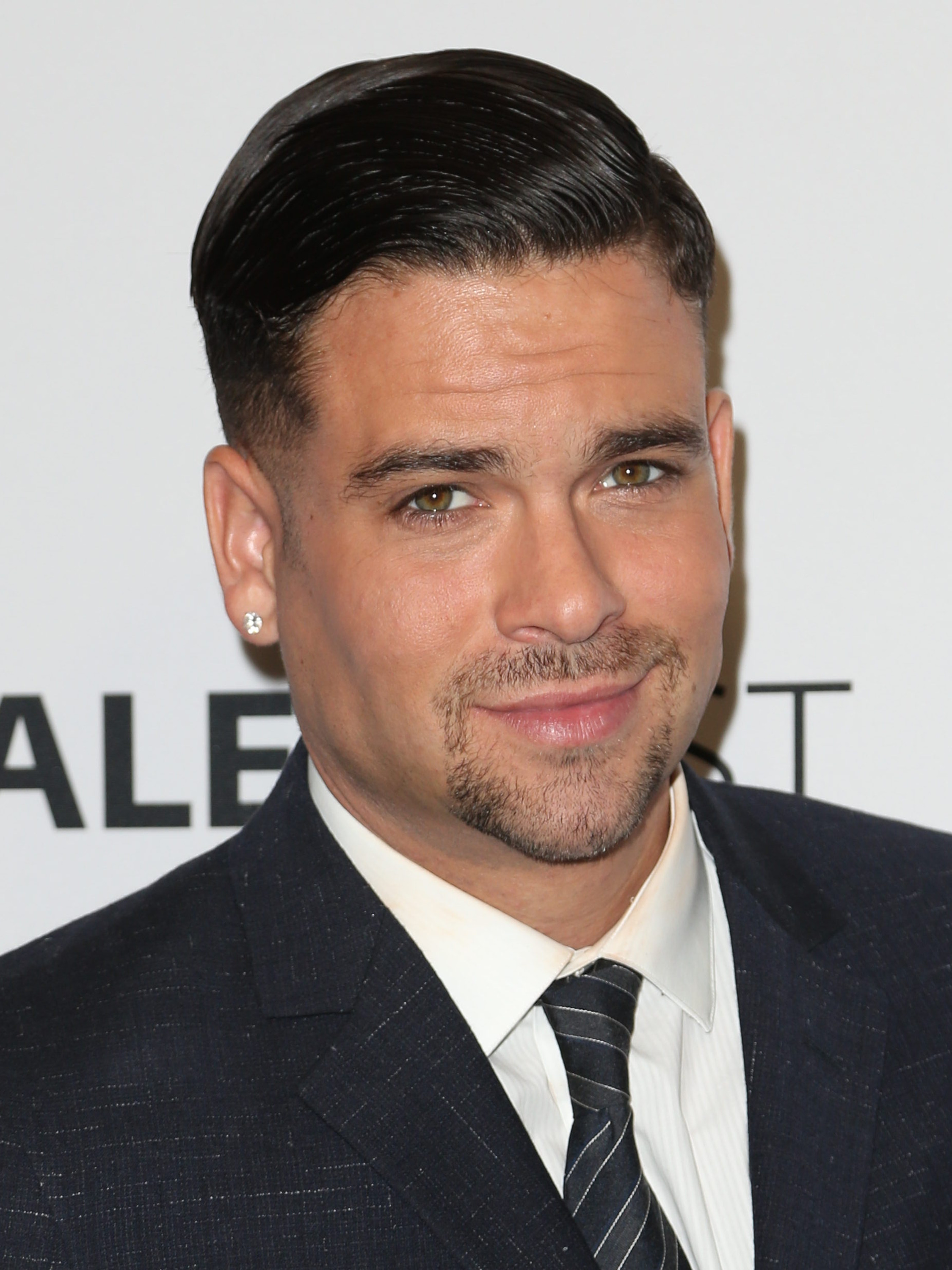 Mark Salling attends the Paley Center for Media's 32nd Annual PALEYFEST LA at Dolby Theatre in Hollywood, Calif. on March 13, 2015. (Brian To/WENN)