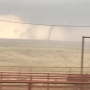 Storm chasers capture tornado near McLean, Texas
