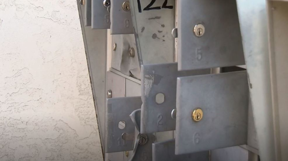 Residents at local condominium complex endure seven years of mailbox break-ins