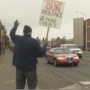 Local peace advocates protest recent violence in Yakima